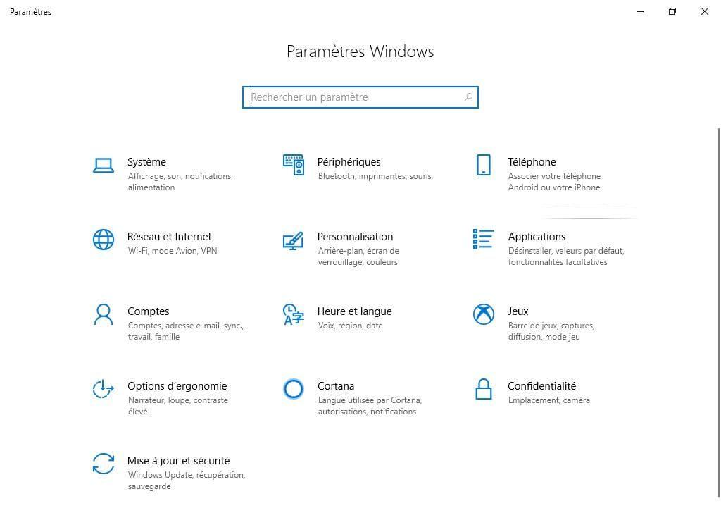 Activer le Dark Mode Google Chrome sur Windows 10 parametres personnalisation