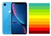 Afficher la qualité de l'air sur iPhone / iPad (Météo, Plans)