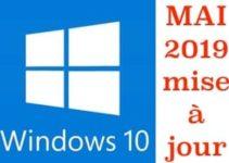 Télécharger Windows 10 Mai 2019 (version 1903) : 3 méthodes