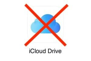 desactiver icloud drive mac tutoriel