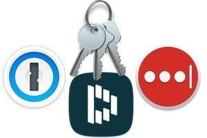 Changer le gestionnaire de mot de passe Trousseau iCloud sur iPhone par 1Password Lastpass Dashlane