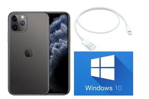 Sauvegarder son iPhone sur Windows 10