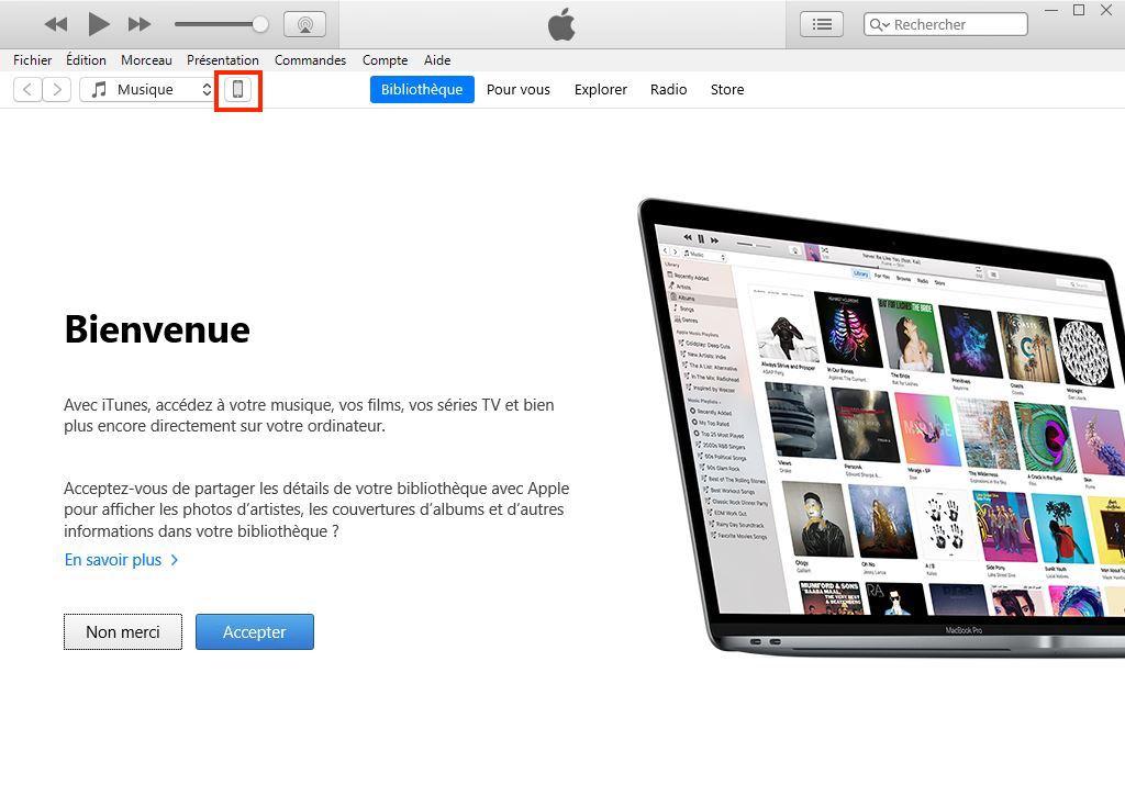 iphone itunes windows 10