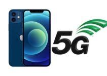 Activer la 5G sur un iPhone 12 (mini, Pro, Pro Max)