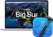 Installer Xcode et Command Line Tools sous macOS Big Sur 11.x