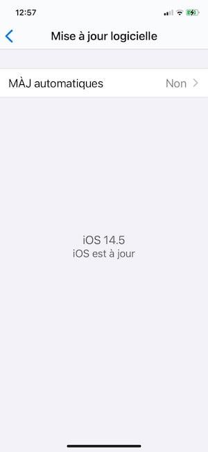 Deverrouiller iPhone et apple watch ios 14.5
