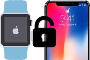 Déverrouiller son iPhone avec un masque et son Apple Watch