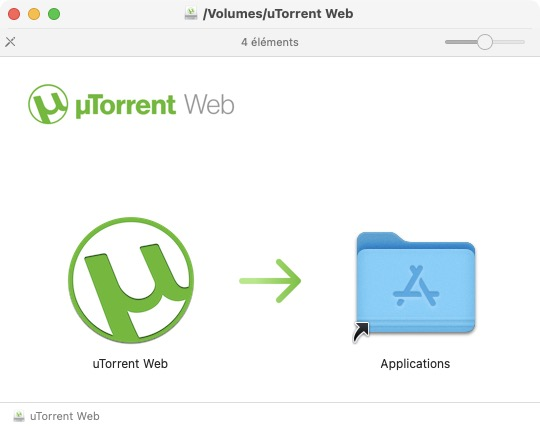 installer utorrent web